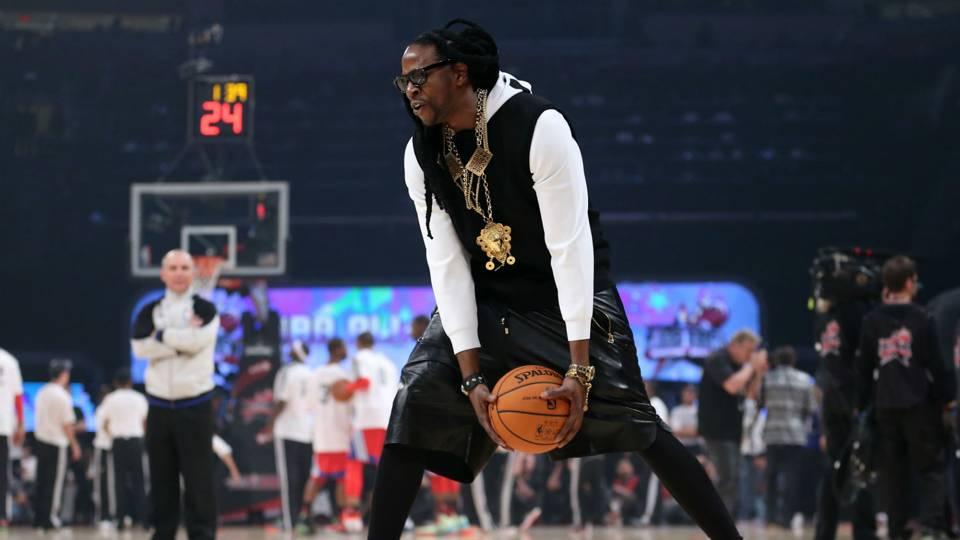 2 Chainz critica a la NBA por no invitarle al All-Star de celebrities