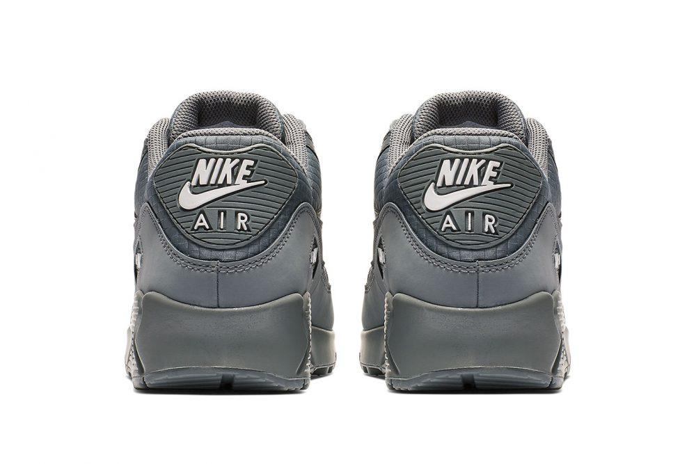 4 6 1000x667 - Las nuevas Nike Air Max 90 apuestan por el 'Cool Grey'
