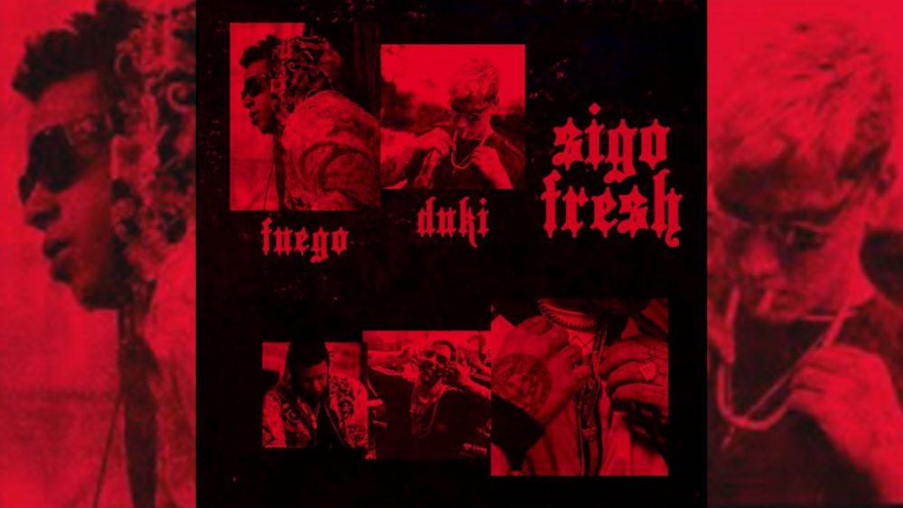 Fuego y Duki frontean porque pueden en 'Sigo Fresh'