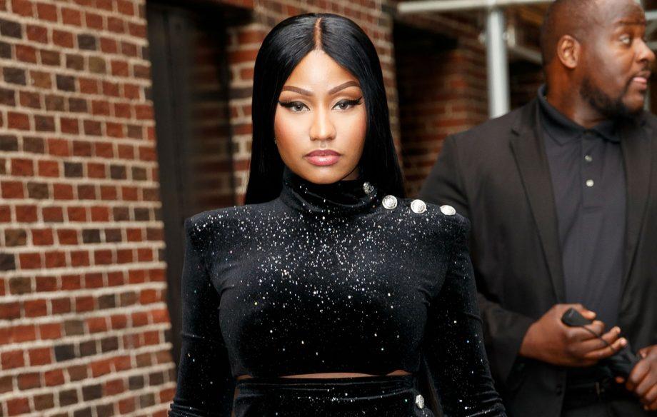 Nicki Minaj estrena freestyles de 'Going Bad' y 'Drip Too Hard'
