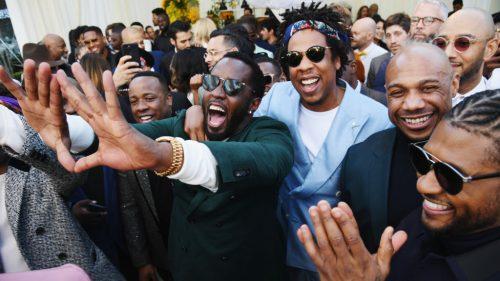 Jay-Z y Machine Gun Kelly lo dieron todo en el brunch de Roc Nation