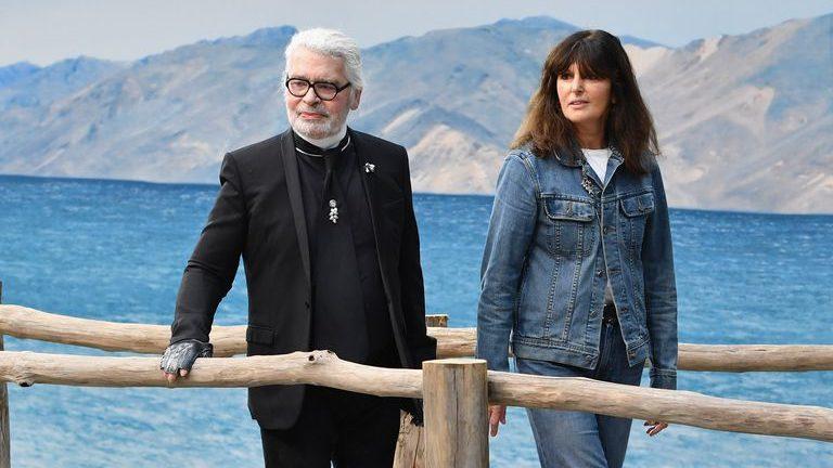 Chanel anuncia quién será la sucesora de Karl Lagerfeld
