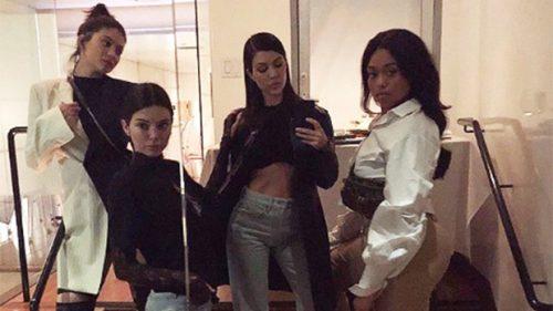 Las Kardashian-Jenner aparta a Jordyn Woods de sus negocios