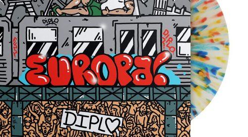 Diplo suelta el EP 'Europa', cargado de estrellas