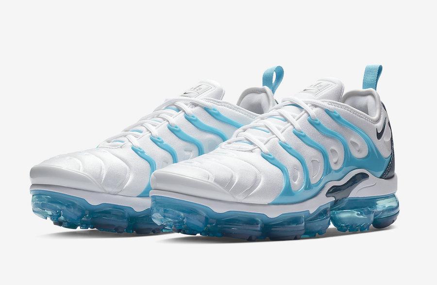 Nike apuesta por unas nuevas Vapormax Plus 'Blue Force'