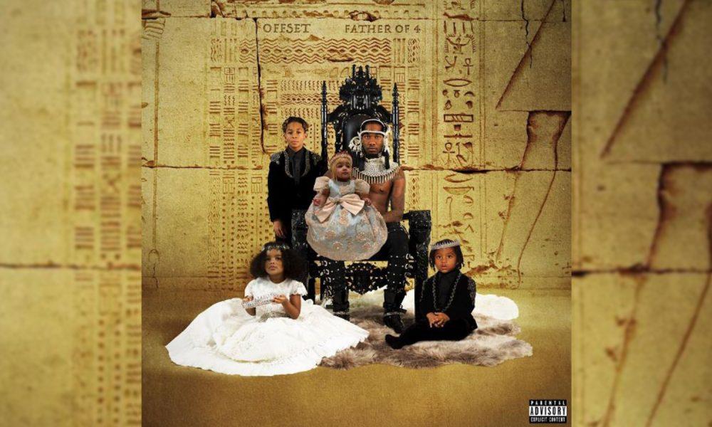 Se acabó la espera: Offset lanza por fin 'Father Of 4', su álbum en solitario