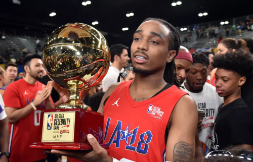 Quavo y Bad Bunny jugarán el All-Star de celebrities de la NBA
