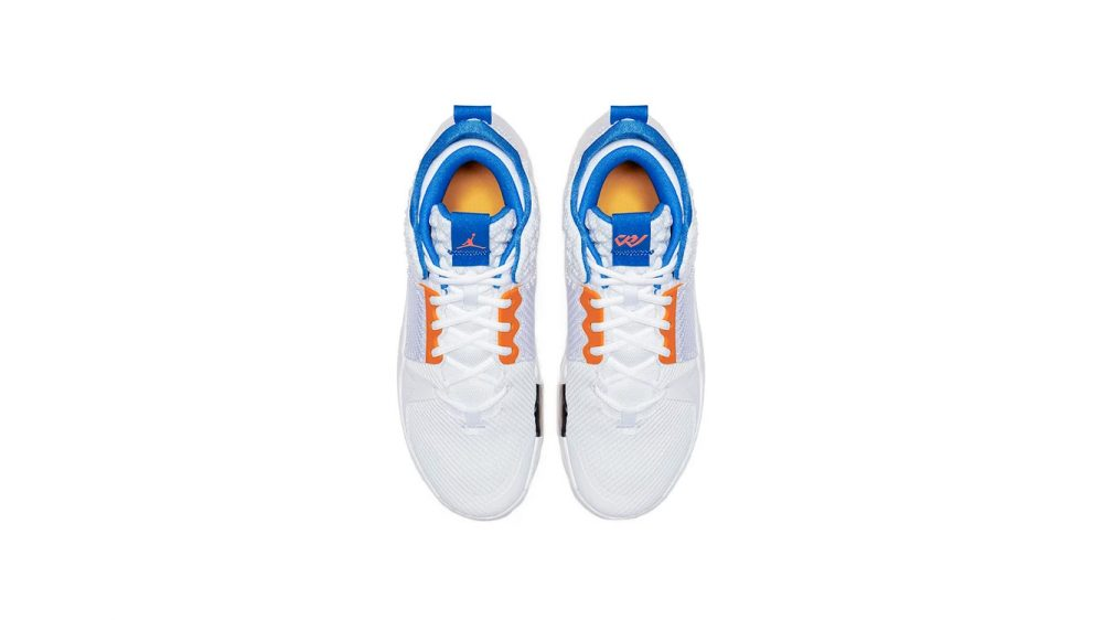 "SNEAKERS 4 1000x562 - Estan son las nuevas Jordan Why Not Zer0.2 ""OKC Home"""