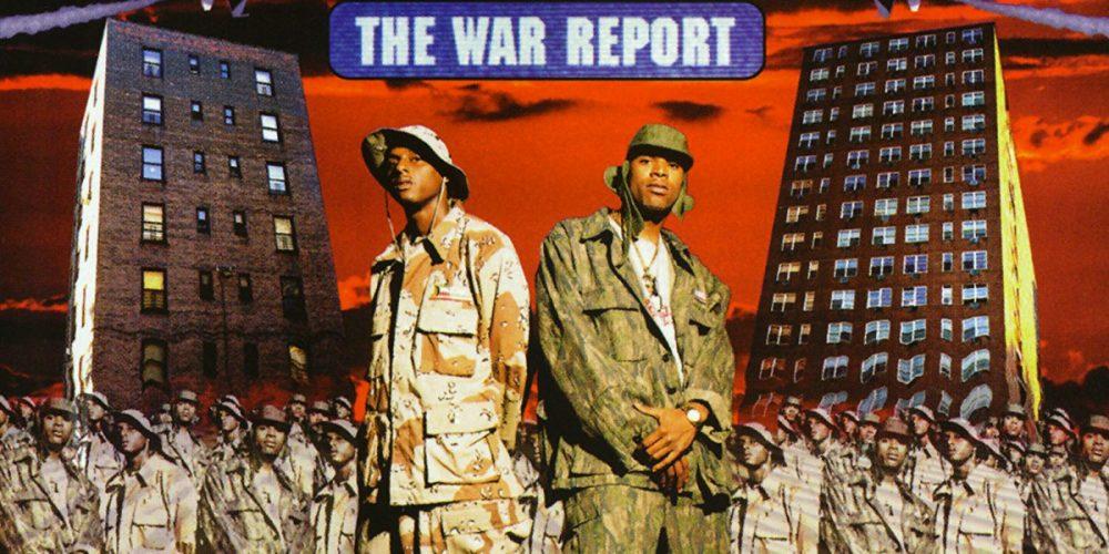 'The War Report' de Capone-N-Noreaga: o cómo embotellar la crudeza del barrio