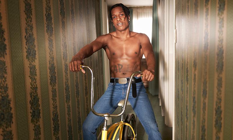 Calvin Klein vuelve a reclutar a A$AP Rocky para la campaña de primavera