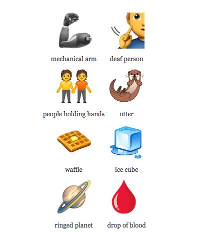 emoji - Los nuevos emojis de iOS apuestan por la inclusión social