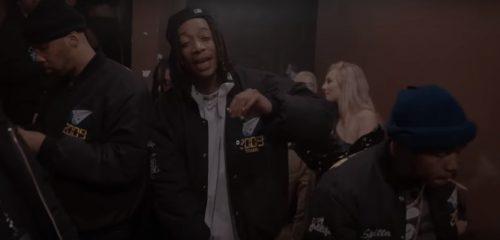 Curren$y y Wiz Khalifa le ponen imágenes a 'The Life'