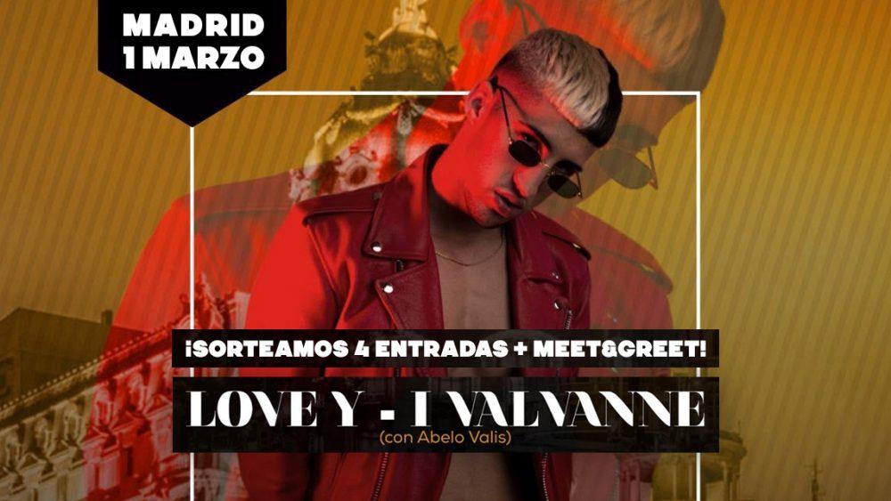 ¡Conoce a los ganadores de las entradas con Meet&Greet para Love Y-i Valvanne!