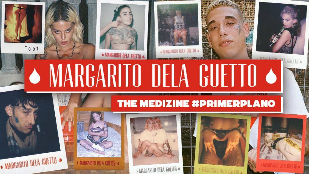 Margarito dela Guetto: Polaroids, visión auténtica y la realidad de la calle