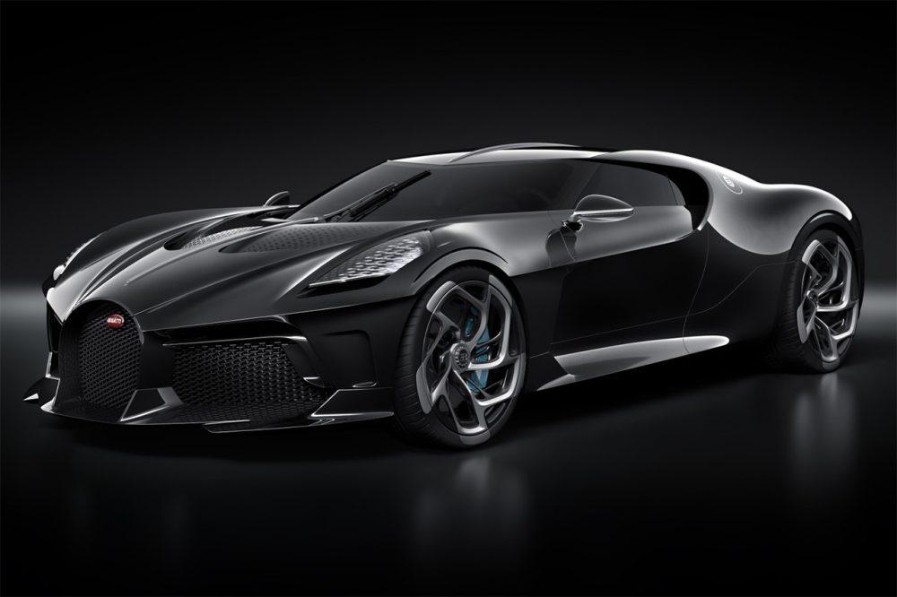 1 1000x666 - Bugatti fabrica 'La Voiture Noire', el coche más caro de todos los tiempos