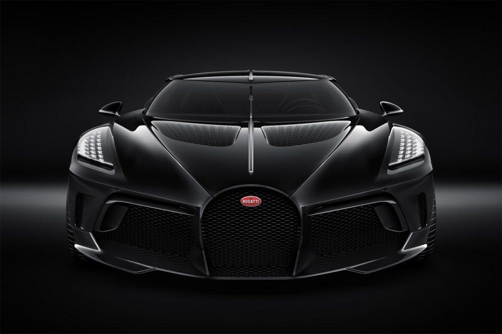 3 1000x666 - Bugatti fabrica 'La Voiture Noire', el coche más caro de todos los tiempos