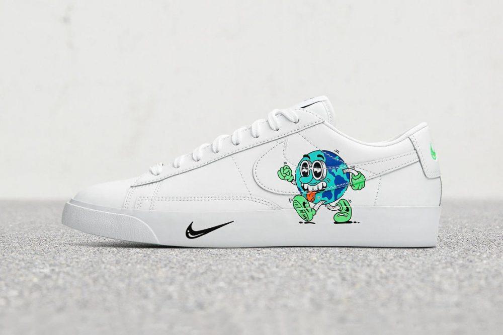 3 2 1000x666 - La colección de Nike por el Día de la Tierra te va a encantar