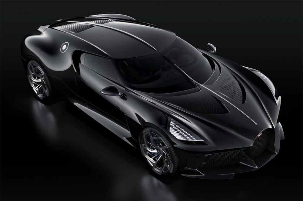 4 1 1000x666 - Bugatti fabrica 'La Voiture Noire', el coche más caro de todos los tiempos