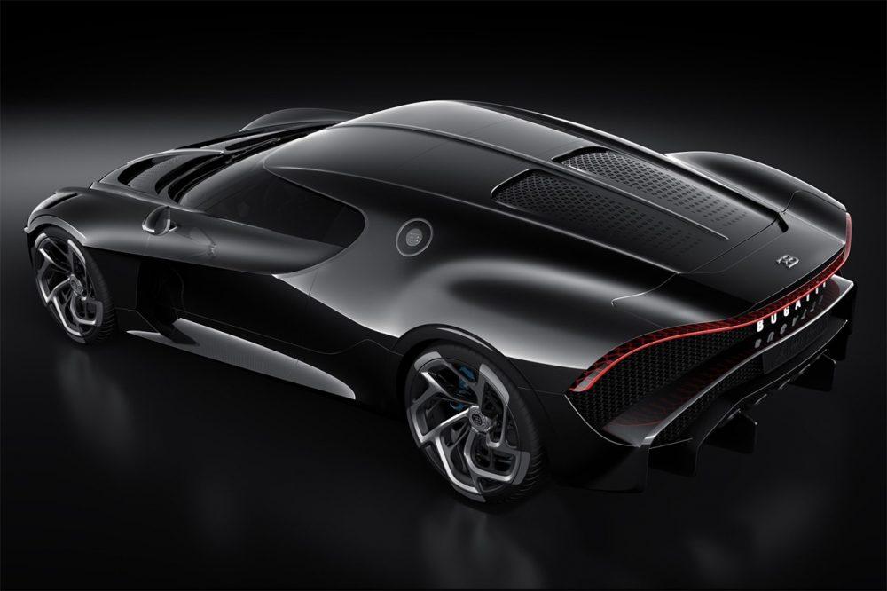 5 1000x666 - Bugatti fabrica 'La Voiture Noire', el coche más caro de todos los tiempos
