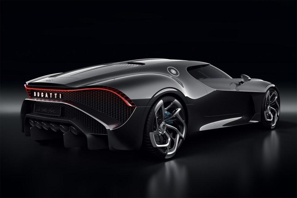 6 1000x666 - Bugatti fabrica 'La Voiture Noire', el coche más caro de todos los tiempos