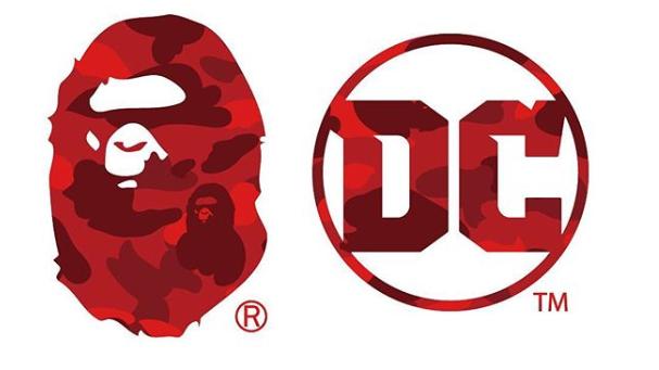 BAPE anuncia en redes sociales una nueva colección junto a DC Comics