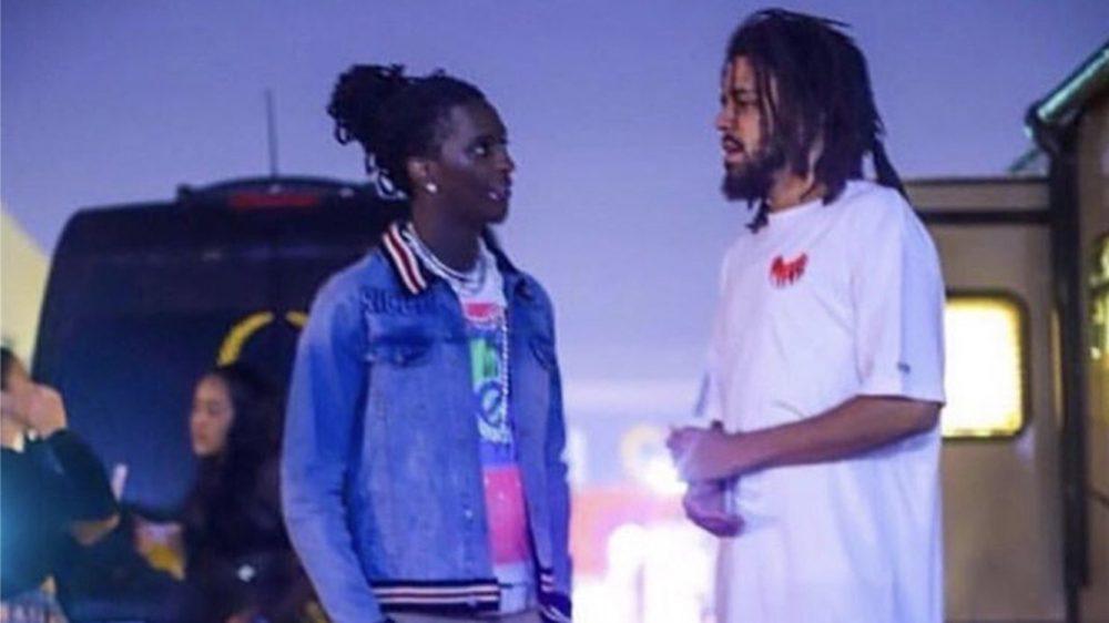 ¿Será J. Cole el productor ejecutivo del nuevo álbum de Young Thug?