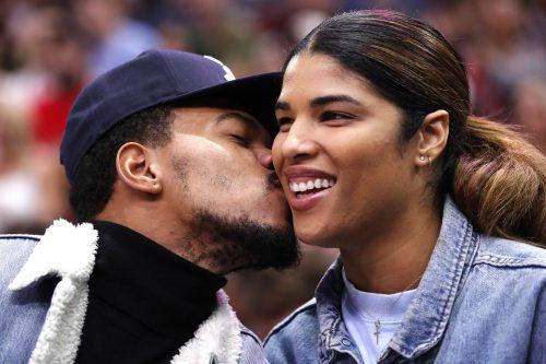 Chance The Rapper y Kirsten Corley son oficialmente marido y mujer