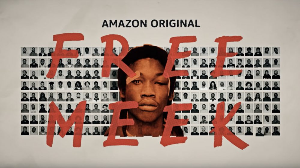 Ya está disponible el primer tráiler de la serie documental 'Free Meek'
