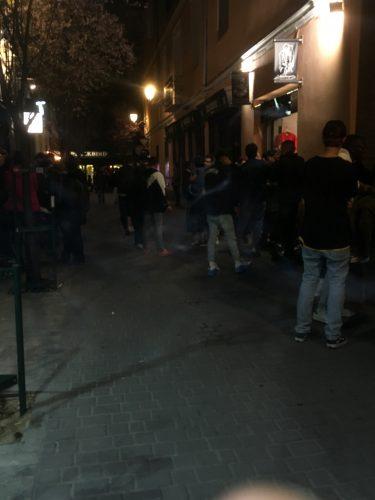 IMG 7045 375x500 - Abelo Valis presenta en Madrid su nueva camiseta con Fariña&Percebes