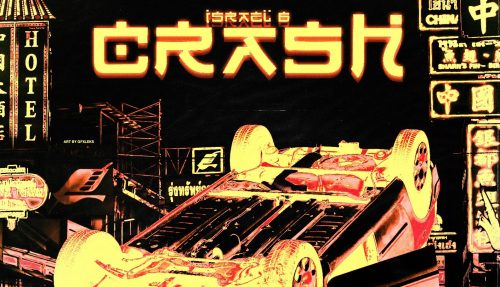 Israel B acelera para traernos 'Crash' junto a LOWLIGHT
