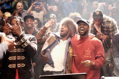 Demandan a Kanye West y Kid Cudi por su 'Kids See Ghosts'