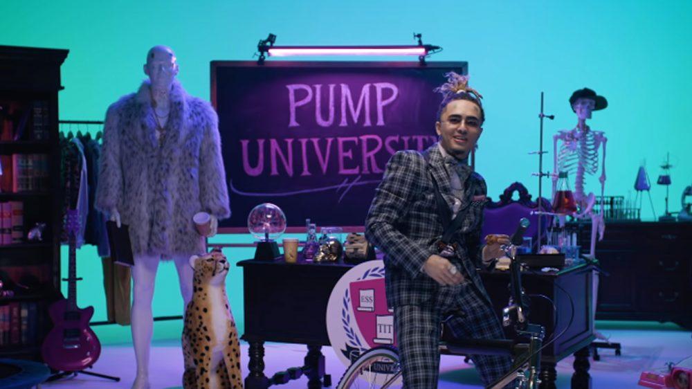 Lil Pump nos da clases de finanzas en el segundo capítulo de 'Pump University'
