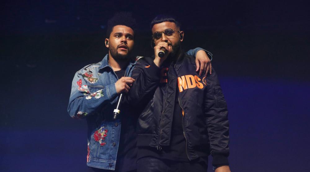 The Weeknd es el productor ejecutivo del nuevo álbum de Nav