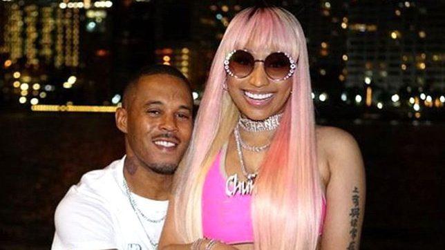 Es probable que Nicki Minaj se haya casado en secreto