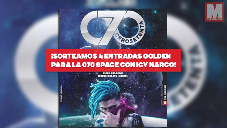 ¡Sorteamos 4 entradas Golden para la 070 Space en Alicante! [Finalizado]