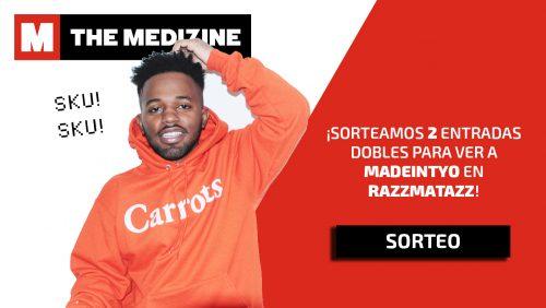 [GANADORES] ¡Sorteamos 2 entradas dobles para ver a MadeinTYO en Barcelona!