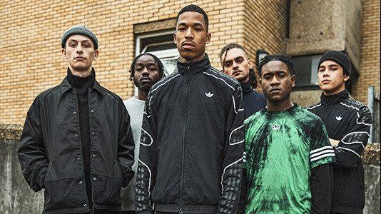 Echa un vistazo a lo nuevo de Stormzy x Adidas Originals