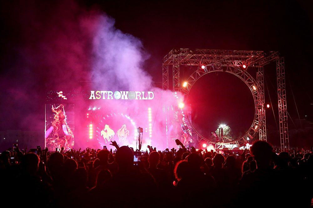 Travis Scott se ha embolsado más de 34 millones con la gira de 'Astroworld'