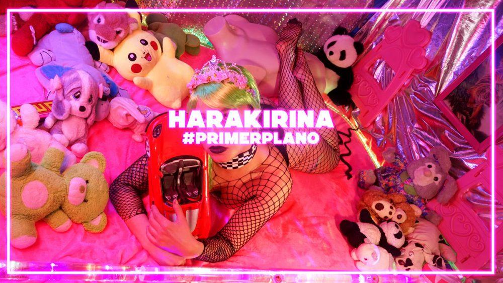 Iria Harakirina: la reina del ciberneón que deberías conocer