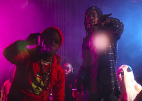 Wiz Khalifa y Curren$y lo mantienen una vez más con el videoclip de 'Stoned Gentleman'