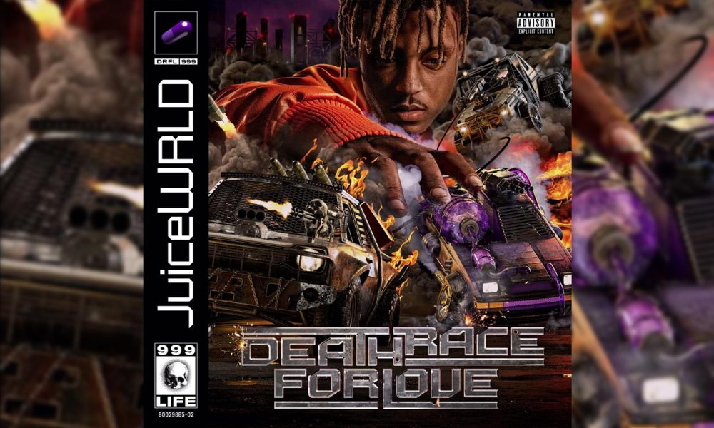 Juice WRLD libera su talento en 'Death Race For Love', su nuevo álbum