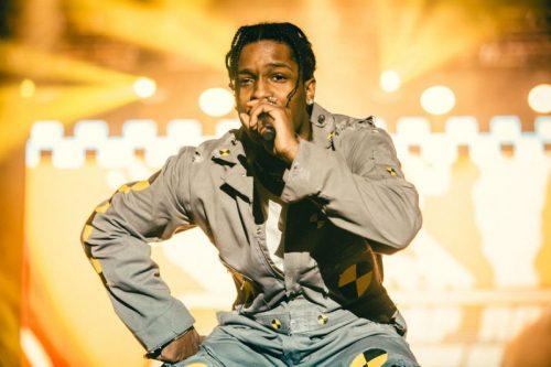 Sospechan que A$AP Rocky contrató a un doble para un festival