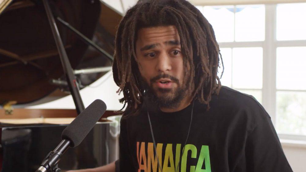 Demandan a J. Cole y Bryson Tiller por «robar» un beat