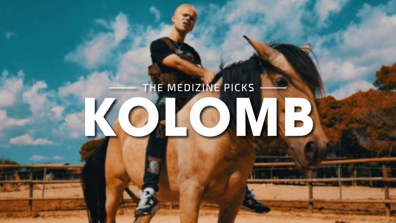 KolomB: el sad boy nómada que está listo para codearse con los grandes