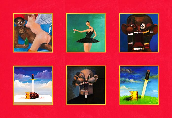 ¿Es 'My Beautiful Dark Twisted Fantasy' el mejor disco de Kanye West?