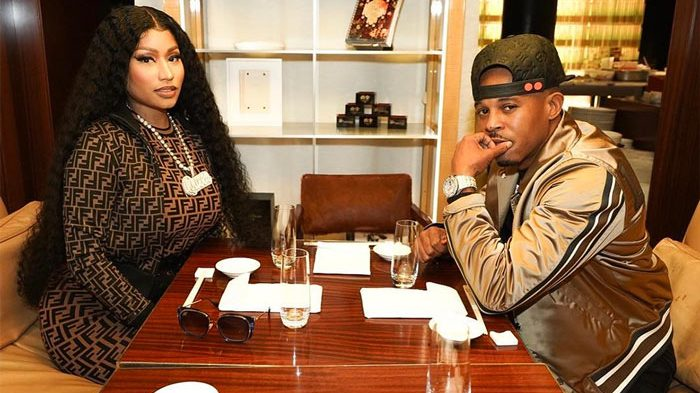 No, Nicki Minaj no se ha casado en secreto con su novio Kenneth Petty