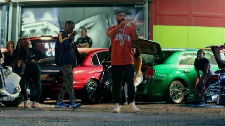 'SICKO MODE' de Drake y Travis Scott ha hecho historia