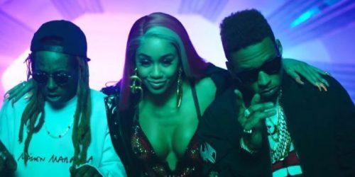 Kid Ink, Lil Wayne y Saweetie montan una fiesta de twerking en 'YUSO'