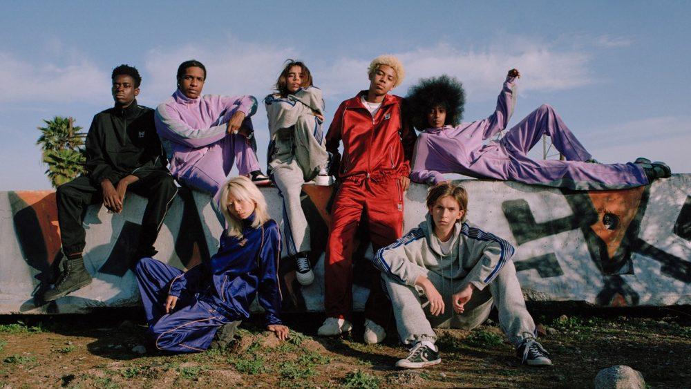 Echa un vistazo a la colección de A$AP Rocky para AWGE x NEEDLES