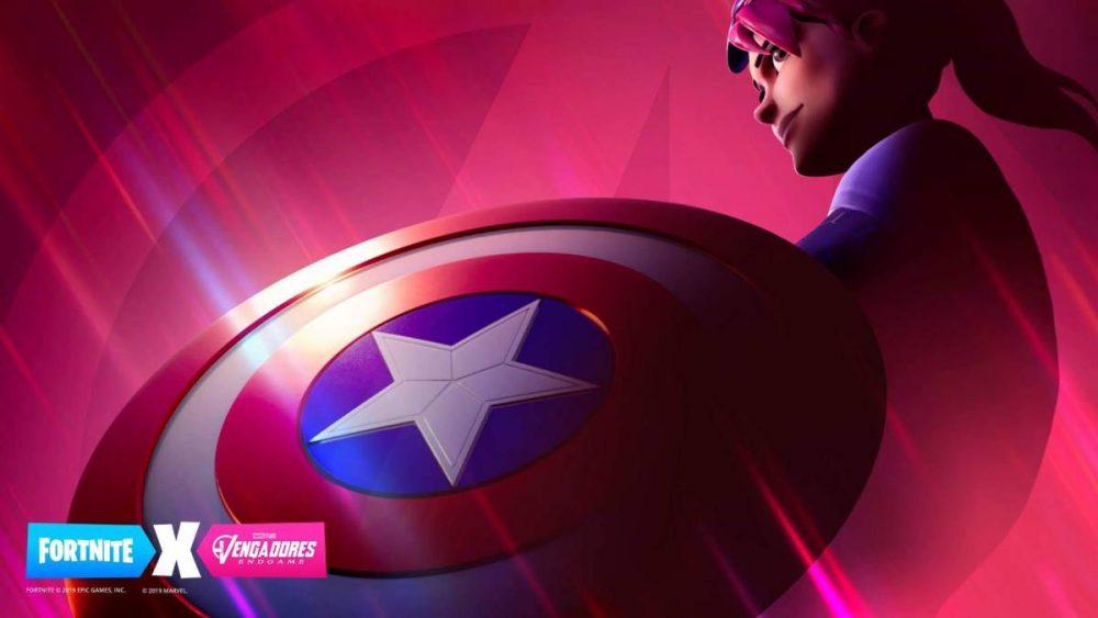 Fortnite anuncia un evento en colaboración con «Vengadores: Endgame»